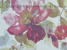 FLORENCE fabric by CHESS DESIGNS