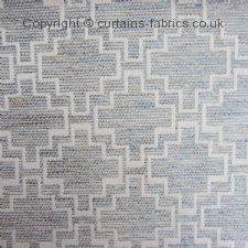 JIGSAW fabric by CHESS DESIGNS