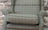 KINTYRE fabric by CHESS DESIGNS
