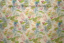 LILYPAD fabric by CHESS DESIGNS
