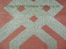 LUXOR fabric by CHESS DESIGNS