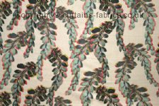 MANGROVE fabric by CHESS DESIGNS