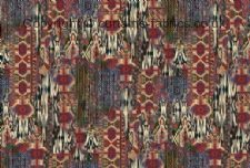 TALULA (HALF DROP REPEAT) fabric by CHESS DESIGNS