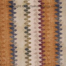 TOTEM fabric by CHESS DESIGNS