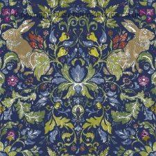 TRESCO fabric by CHESS DESIGNS
