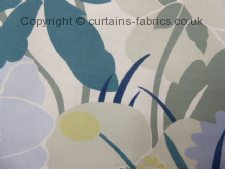 VIVIAN fabric by CHESS DESIGNS