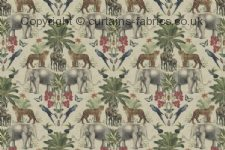 WOBURN fabric by CHESS DESIGNS