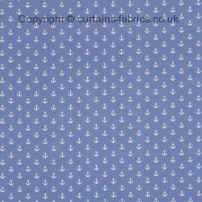 ANCHORS F0659 made to measure curtains by CLARKE and CLARKE (Globaltex)