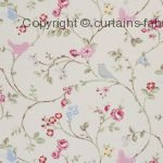 BIRD TRAIL F0293  made to measure curtains by STUDIO G