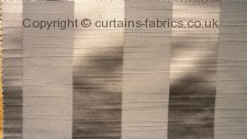 ASCOT STRIPE made to measure curtains by FRYETTS FABRICS