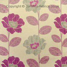 CHARLOTTE WJ242 made to measure curtains by HARDY FABRICS