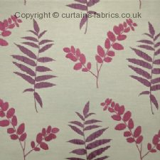 FERN WJ208 made to measure curtains by HARDY FABRICS