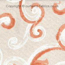 FIORITURE PJ534 made to measure curtains by HARDY FABRICS