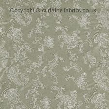 AMBI SILK* 31543 Free lining made to measure curtains by JAMES HARE
