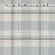 COUNTRY CHECK fabric by MONTGOMERY INTERIORS