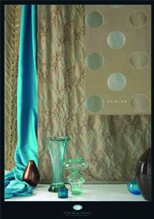 ALEXANDRA* fabric by PORTER & STONE