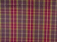 BALMORAL (CHART B) fabric by PORTER & STONE