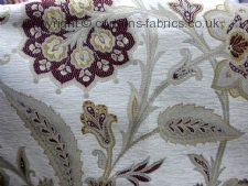 BELLAGIO FLORAL SOLD OUT made to measure curtains by SIMPSON INTERIORS (York Interiors)