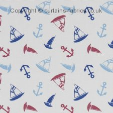 AHOY F1183 fabric by STUDIO G