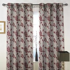 AISHA made to measure curtains by iLIV INTERIOR TEXTILES