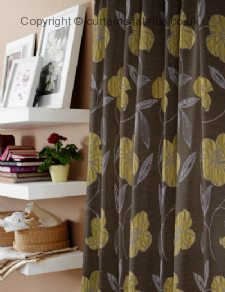 BOHEMIA made to measure curtains by TRU LIVING