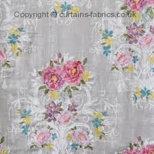 AINSLEY* (CHECK STOCK) fabric by VOYAGE DECORATION