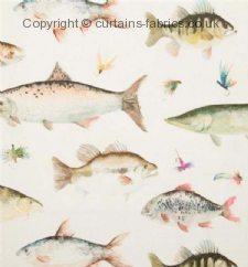 Viewing RIVER FISH LARGE by VOYAGE DECORATION
