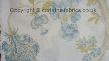 INDIENNE TRAIL SOLD OUT fabric by YORKE INTERIORS
