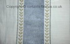 LARISA STRIPE SOLD OUT made to measure curtains by YORKE INTERIORS