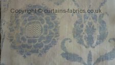 VENETIAN OTTOMAN SOLD OUT fabric by YORKE INTERIORS
