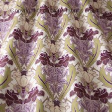 ACANTHUS made to measure curtains by iLIV INTERIOR TEXTILES