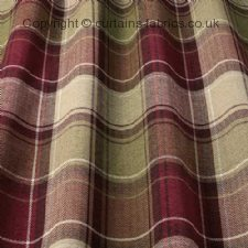 ARGYLE made to measure curtains by iLIV (SWATCH BOX)