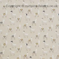 Alpaca NEW DESIGN made to measure curtains by iLIV INTERIOR TEXTILES