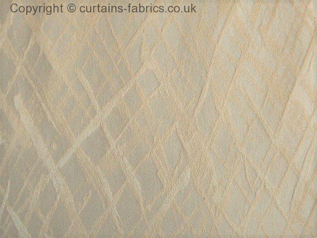 Vittata By Ashley Wilde Design In Champagne Curtain Fabric