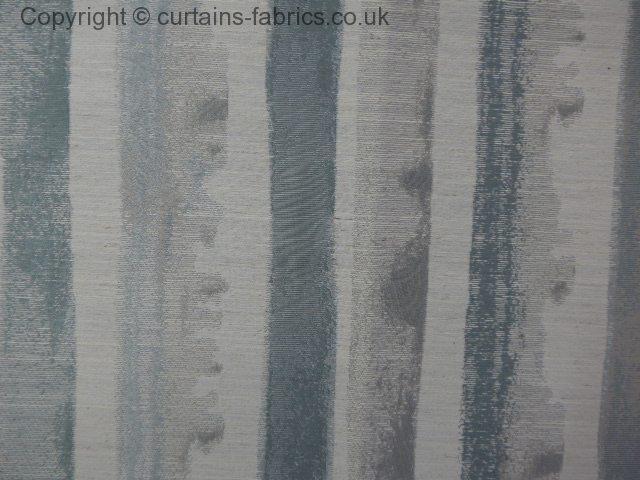 LYON by BELFIELD FURNISHINGS in TEAL curtain fabric