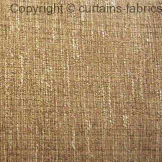 Rossini By Belfield Furnishings In Bronze Curtain Fabric