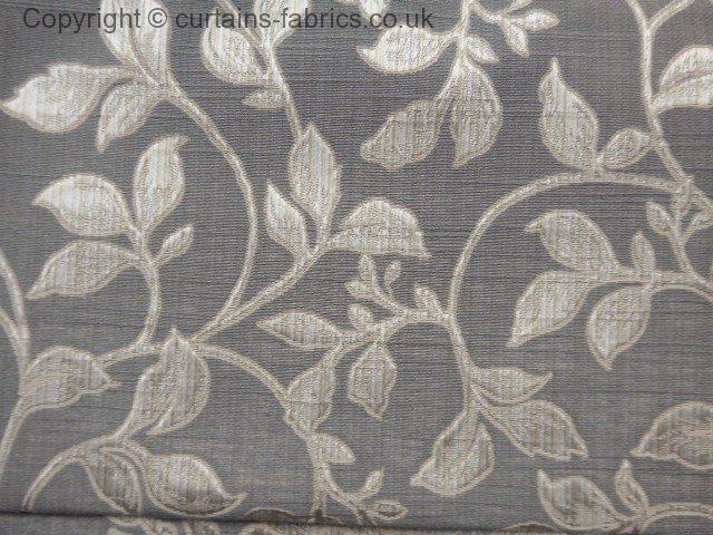 Hartley By Chatham Glyn Fabrics In Grey Curtain Fabric