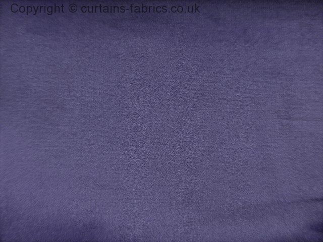 London Chart A By Chatham Glyn Fabrics In Amethyst