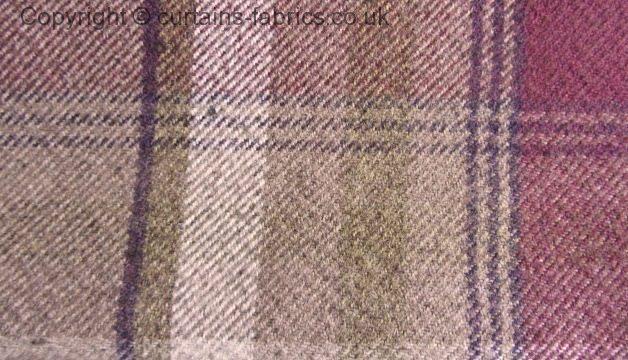 Skye By Chatham Glyn Fabrics In Heather 2725 Curtain Fabric