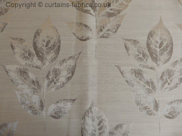 Zenith By Chatham Glyn Fabrics In Latte Curtain Fabric