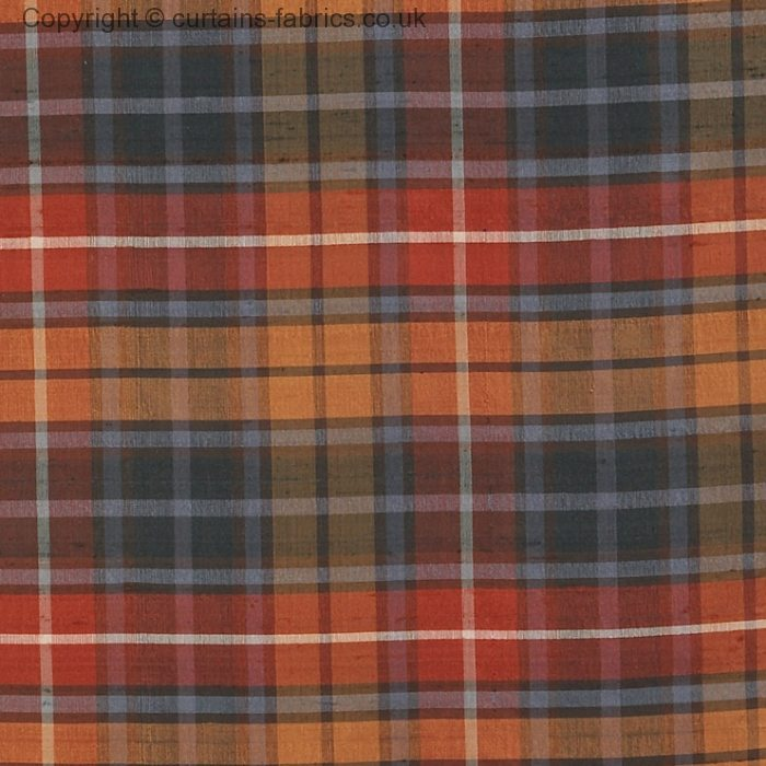 Tartan Antique Buchanan 31013 By James Hare In 190 Curtain
