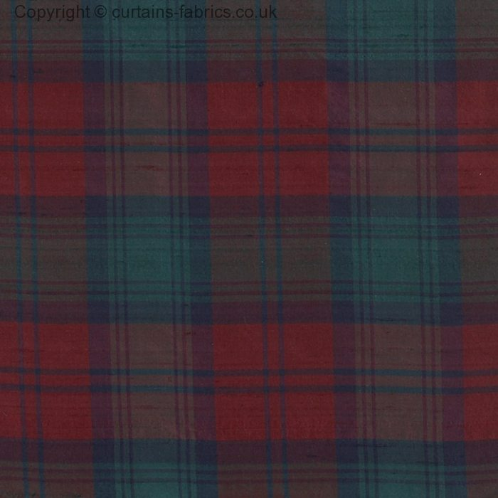 Tartan Modern Lindsay 31013 By James Hare In 181 Curtain