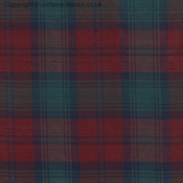 Tartan Modern Lindsay 31013 By James Hare In 181 Curtain