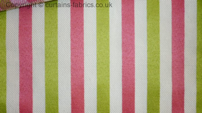 Colour PINK GREEN Viewing HERTFORD STRIPE SOLD OUT By MORRIS JACKSON MJA