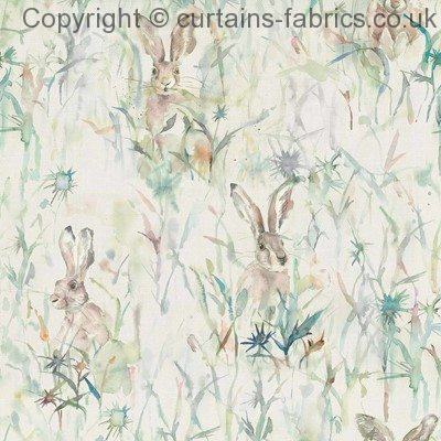 Jack Rabbit By Voyage Decoration In Cream Made To Measure