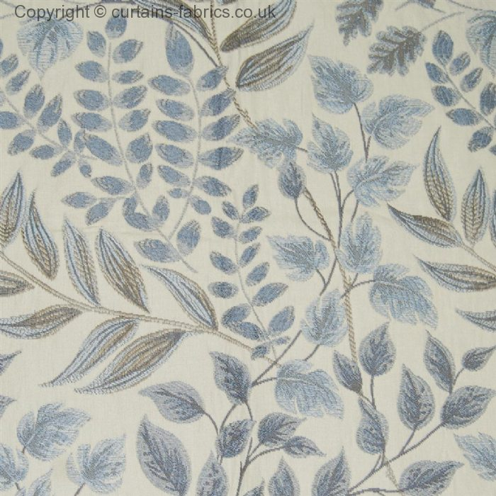 LISTARO By VOYAGE DECORATION In BLUEBELL Curtain Fabric