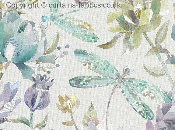 Volatus By Voyage Decoration In Capri Curtain Fabric