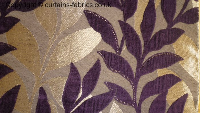 lugano sold out by yorke interiors in aubergine curtain fabric