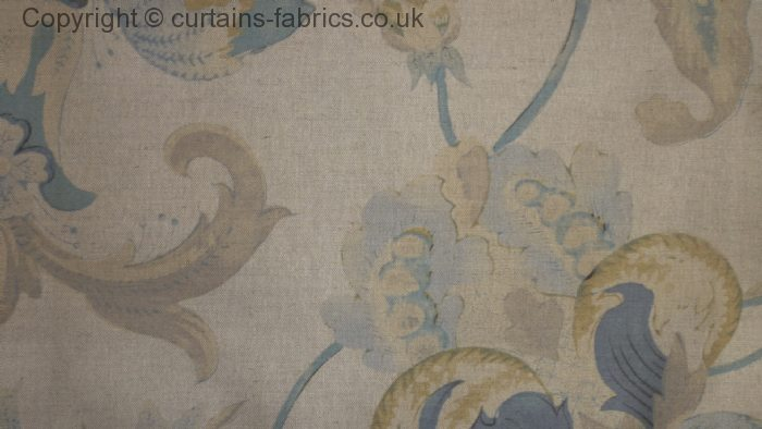 Omoko Sold Out By Yorke Interiors In Smoke Curtain Fabric