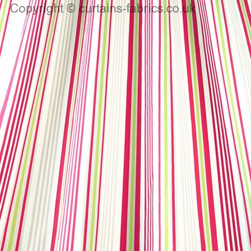 Candy Stripe By Iliv Interior Textiles In Brights Made To